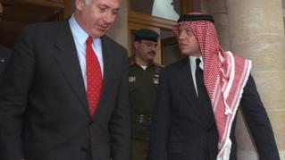 King Abdullah II Not Amused by Jordan is Palestine Conference