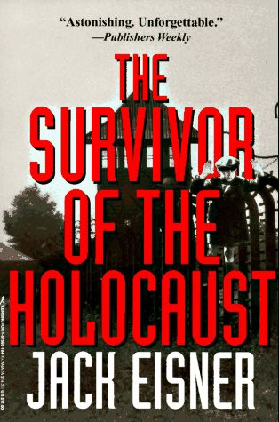 Cover: The Survivor by Jack Eisner (PR Photo)
