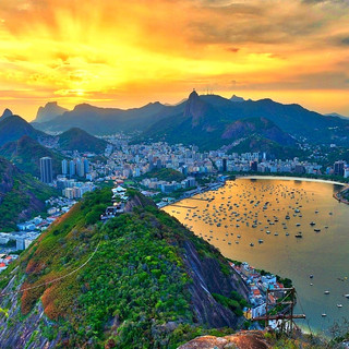 WEATHER:  A Dinner in Brazil