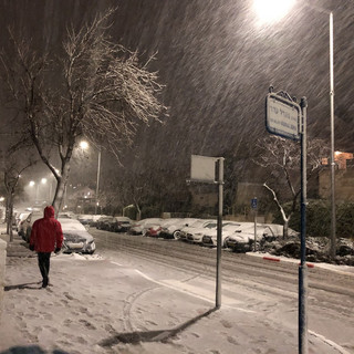 WEATHER: Snow Memories While Mourning A Lost Sister