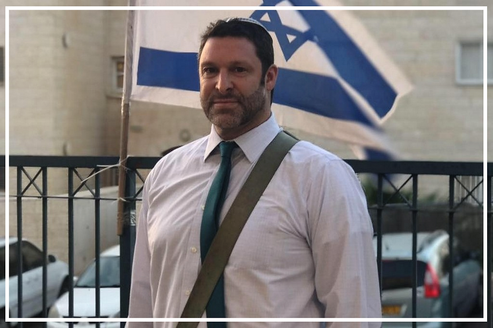 Ari Fuld (Photo Credit: Ari Fuld from his Facebook page)