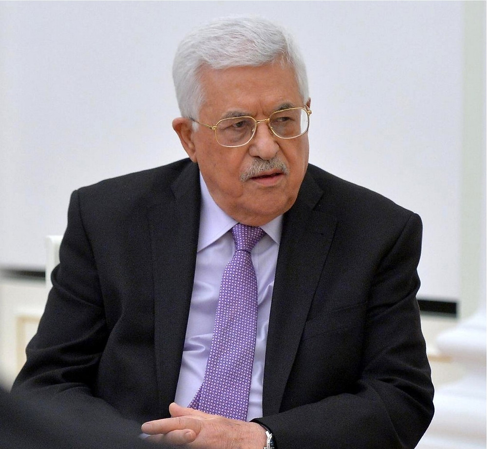 PA Chairman Mahmoud Abbas (Image credit: Kremlin.ru [CC BY 4.0 (http://creativecommons.org/licenses/by/4.0)], via Wikimedia Commons)
