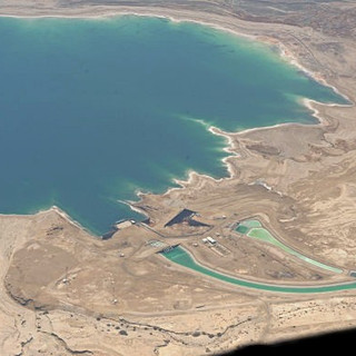 Weather Surprises Lead to Dead Sea Soup Jokes