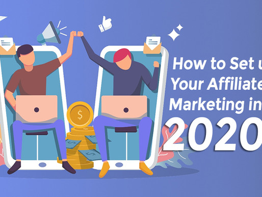 How to Set up Your Affiliate Marketing in India 2020?