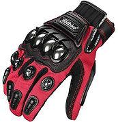 Motorbike gloves for men and women