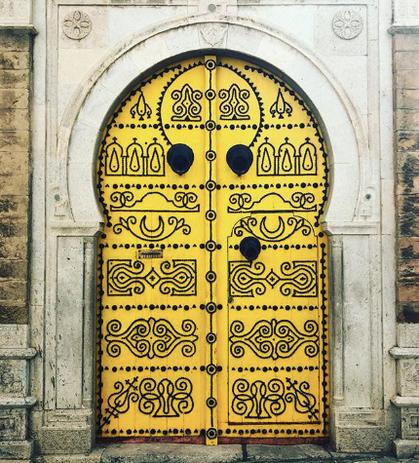 Medina, Tunisia