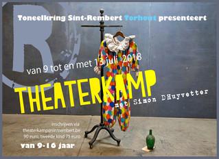 Theaterkamp 2018