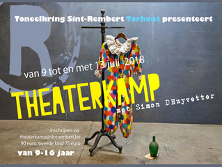 Theaterkamp 2018