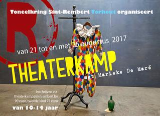 Theaterkamp 2017