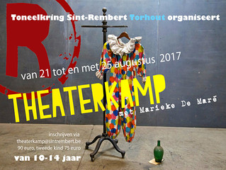Theaterkamp 2017
