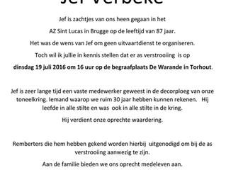 Jef Verbeke