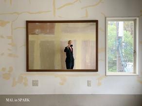 アートギャラリーの上階にあるポートレートスタジオSPARK