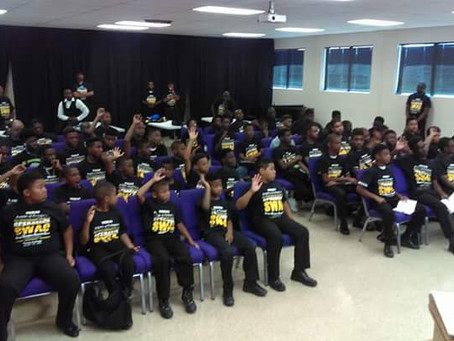 2016 OPERATION S.W.A.G. (SETTING WORKING & ACHIEVING GOALS) YOUTH LEADERSHIP CONFERENCE