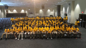 """2019 Young Men's Empowerment Leadership Conference """"I AM THE CHANGE"""""""