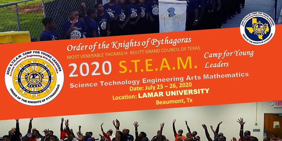 2020 S.T.E.A.M. Camp for Young Leaders