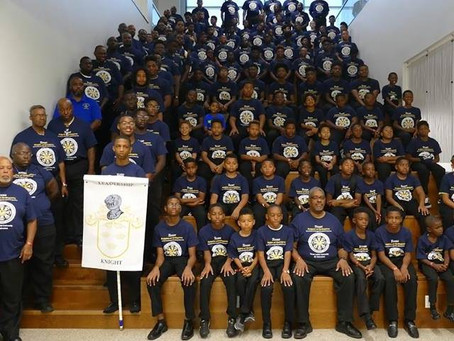 2018 S.T.E.M. Camp for Young Leaders.