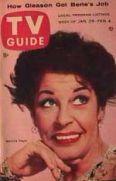 Martha Raye on TV Guide cover