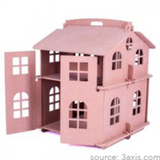 House Model For Kids