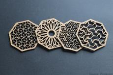 Lasaris Coasters