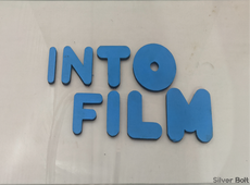 Into Film Sign