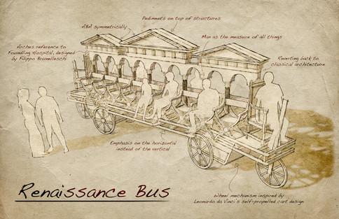 Renaissance Bus Concept