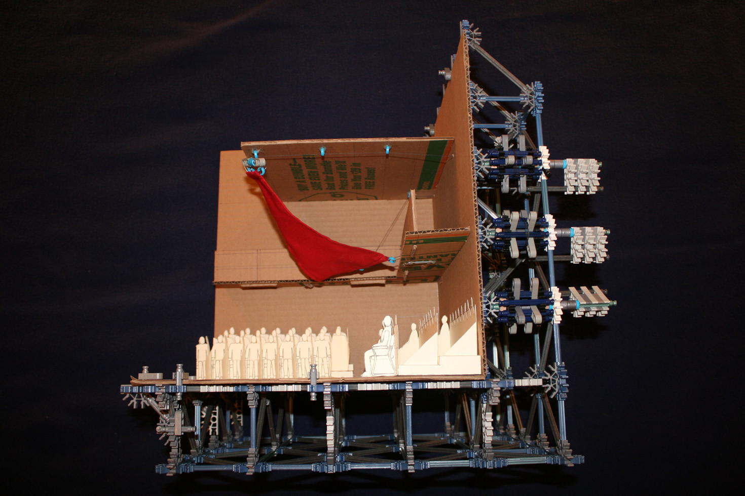 Tent Model - Version 2