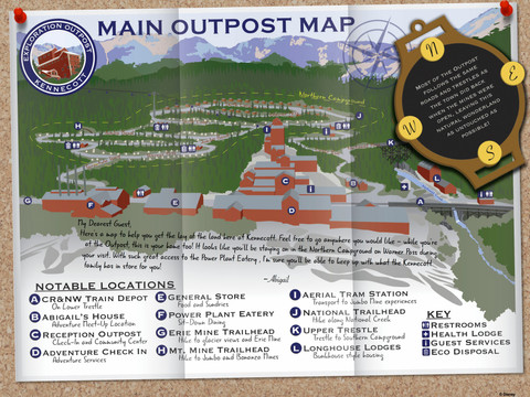 Exploration Outpost: Kennecott