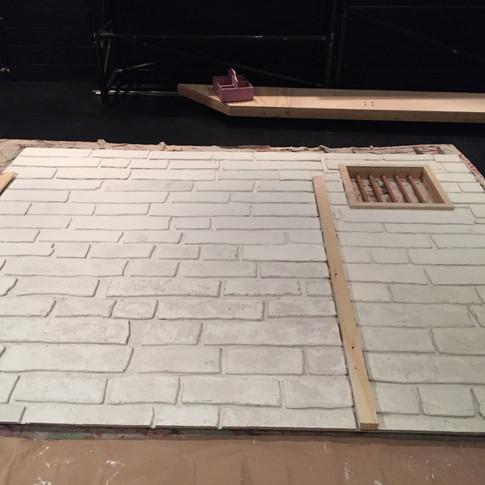 Construction, texture coat of elastomeric