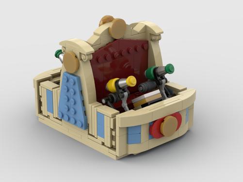 Lego Toy Story Mania Ride Vehicle