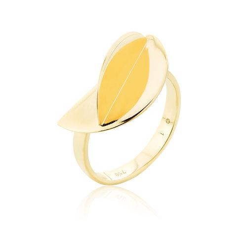 Anel Podelite ouro amarelo