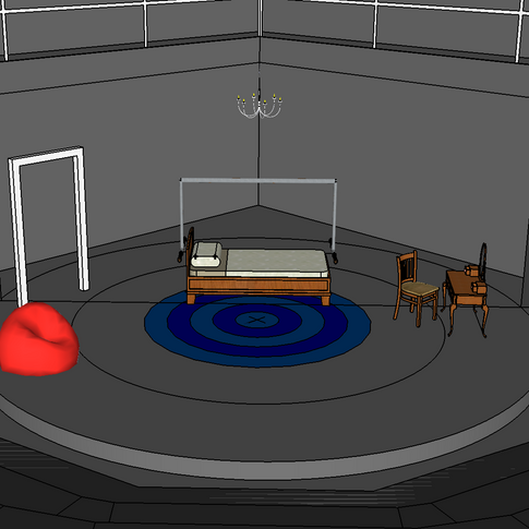 SketchUp - Turntable dissection
