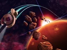 Space Explorer - Planet Launch