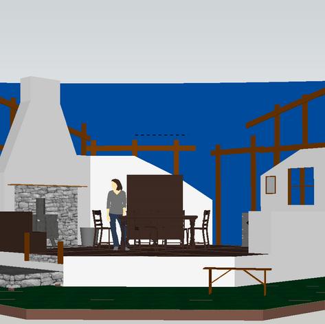 SketchUp - Final design