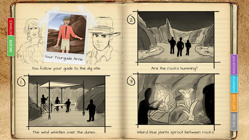 Introduction Storyboards