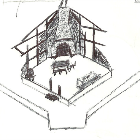 Early Concept Sketch 2