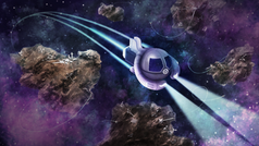 Space Explorer - Asteroid Field