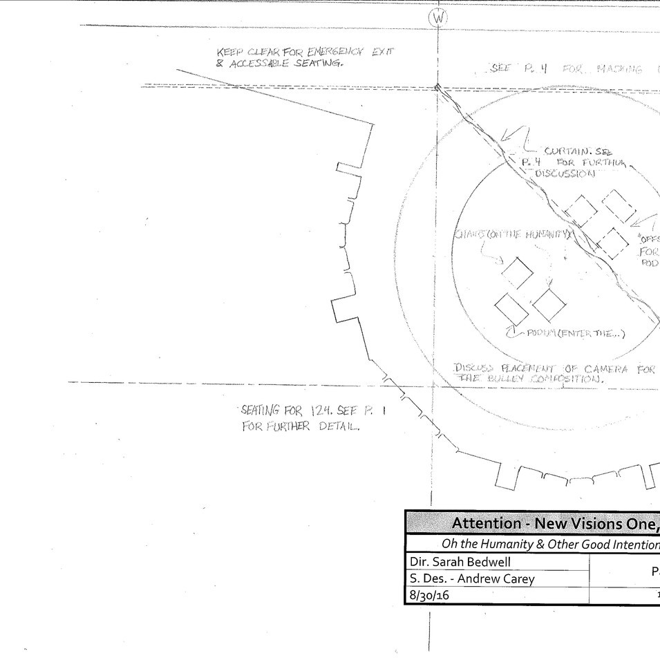 Drafting - turn table detail