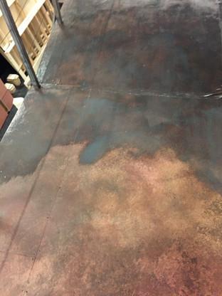 Painting, bridge layer 3 and 4