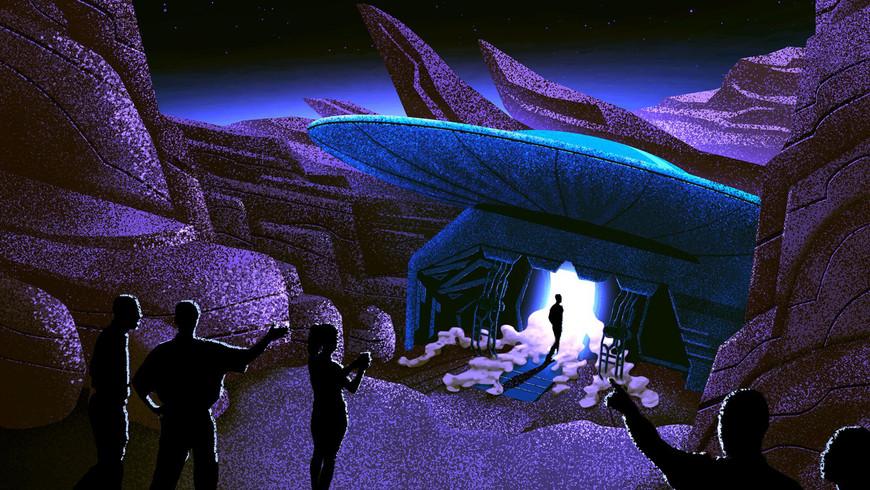 Spaceship Reveal