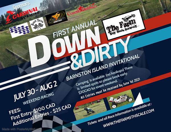 Copy of Copy of Car Race Flyer - Made wi
