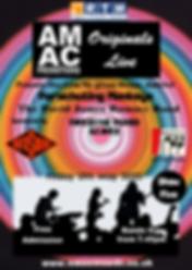 AMAC Promotions show 5 - Poster version.