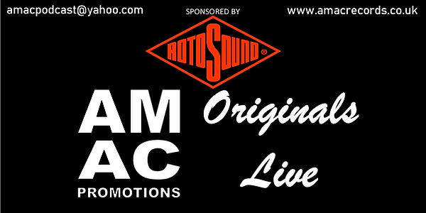 AMAC Originals Live with Rotosound V2.pn