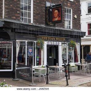 Th John Wallis Pub