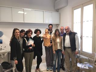 Corso di primo soccorso tenuto dai Dottori Silvia Venturi e Maurilio Missere: seconda edizione.