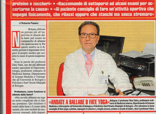 """Il Prof. Dino Vaira spiega """"Come curare l'Inappetenza"""""""