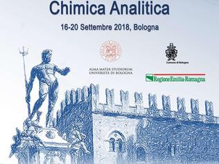 XXVII Congresso Divisione di Chimica Analitica: 16-20 settembre 2018.