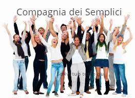 Convocazione fondativa della Compagnia de' Semplici.