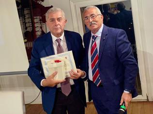 Onorificenza al Dr. Ignazio De Francisci (*) Procuratore generale della Repubblica di Bologna