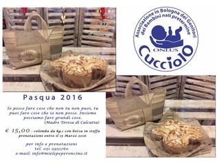 Associazione Cucciolo - Pasqua 2016