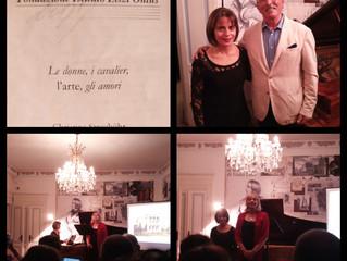 """Anna Quaranta in Concerto: """"Le donne, i cavalier, l'arte, gli amori"""""""
